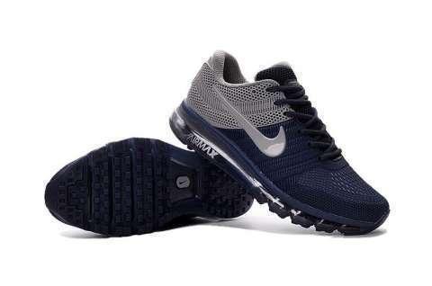 Calzado Nike Airmax 2017 kpu Blue Grey