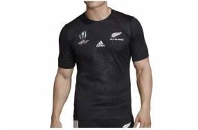 Remera Rugby All Blacks