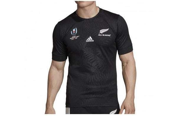 Remera Rugby All Blacks - 0
