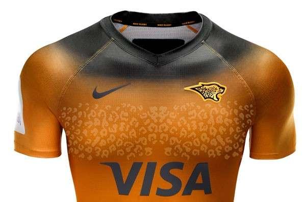 Remera de Rugby Jaguares - 2