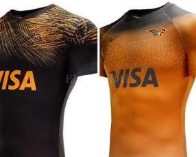 Remera de Rugby Jaguares