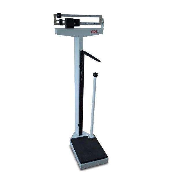 Bascula mecánica de columna