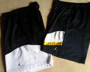 Jordan Shorts Originales con bolsillos XL