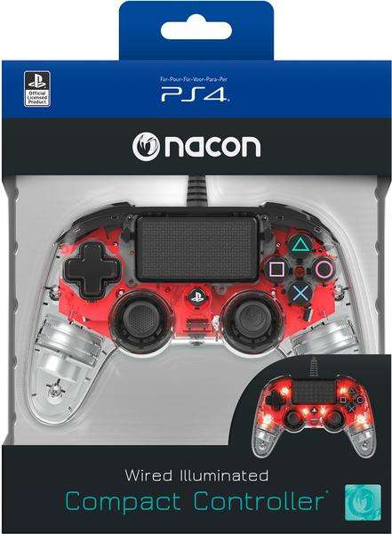 Control NACON PS4 - 0