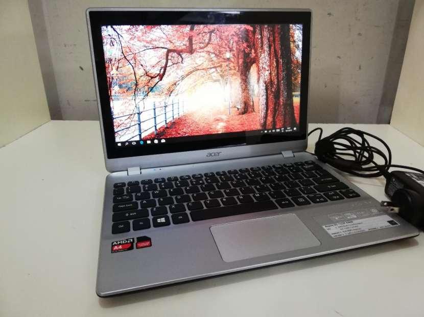 Notebook Acer Aspire v5 - 0