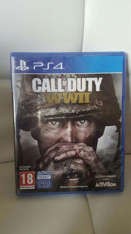 Call of duty ww2 - ps4 - 0
