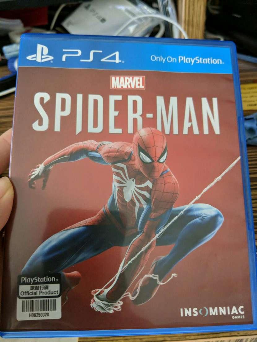 Spider man marvel - ps4 - 0