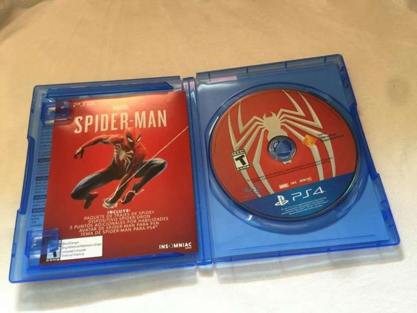 Spider man marvel - ps4 - 1
