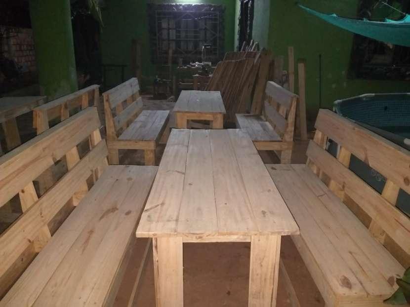 Juego ( mesa con sillón ) - 1
