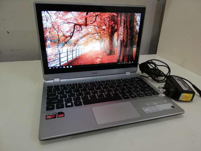 Notebook Acer Aspire v5 - 3
