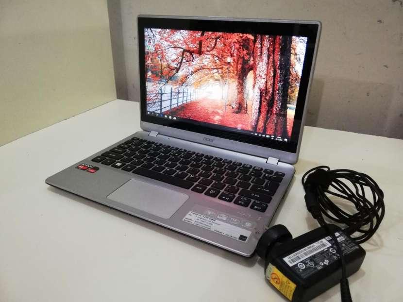 Notebook Acer Aspire v5 - 4