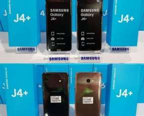 Samsung Galaxy J4+ Plus 32 gb nuevos