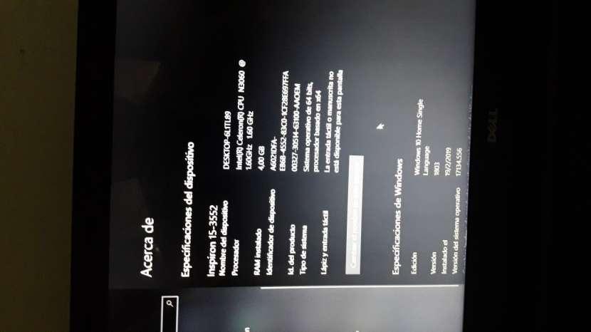 Dell Inspiron 15-3552 - 1