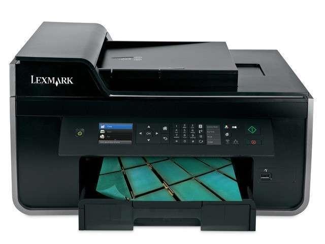Impresora multifunción Lexmark pro715 - 1