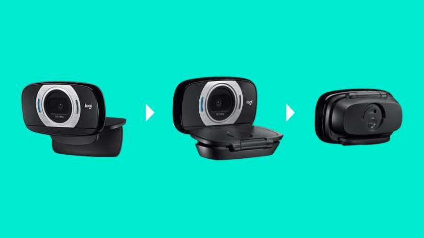 Webcam logitech c615 - 0