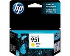 Cartuchos de Tinta HP 951 Amarillo