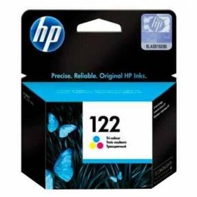 Cartuchos de Tinta HP 122 Color