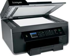Impresora multifuncio lexmark pro715