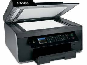 Impresora multifunción Lexmark pro715