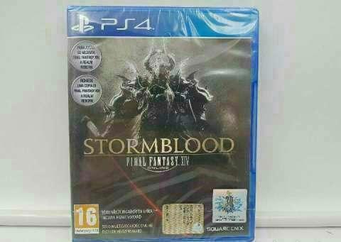 Final Fantasy 14 Stormblood para PS4 - 0