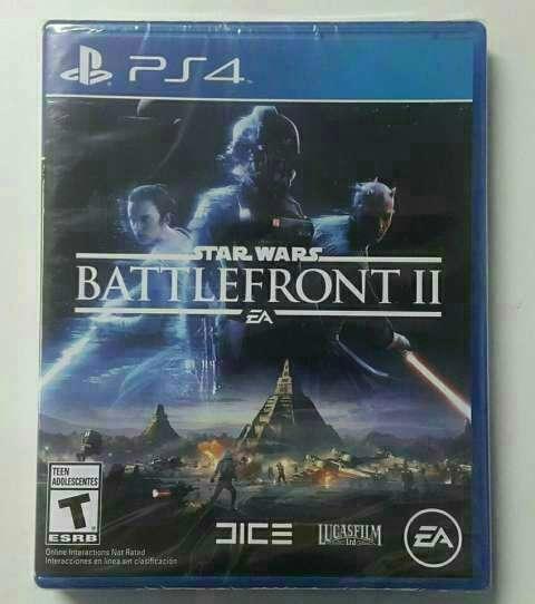 Battlefront 2 Star Wars para PS4 - 0