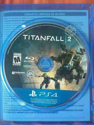 Titanfall 2 - ps4 - 1