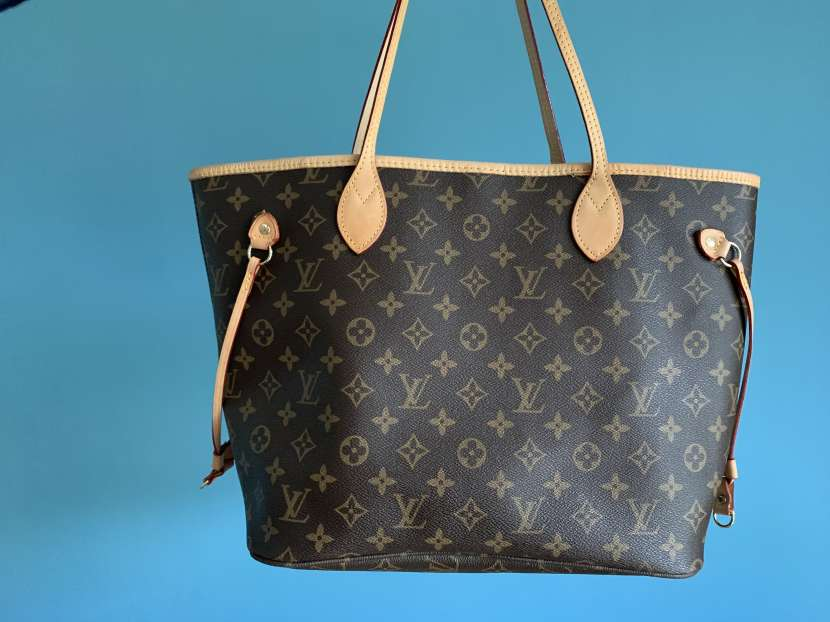 Cartera Louis Vuitton Neverfull - 0