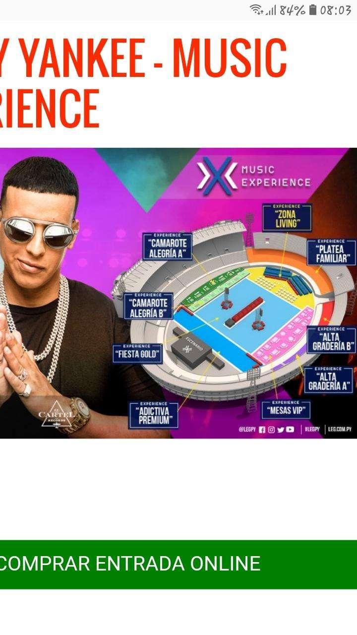 Entradas para el concierto de Daddy Yankee - 0