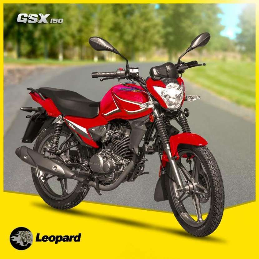Motos Leopard