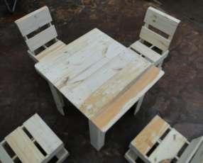 Muebles de palet