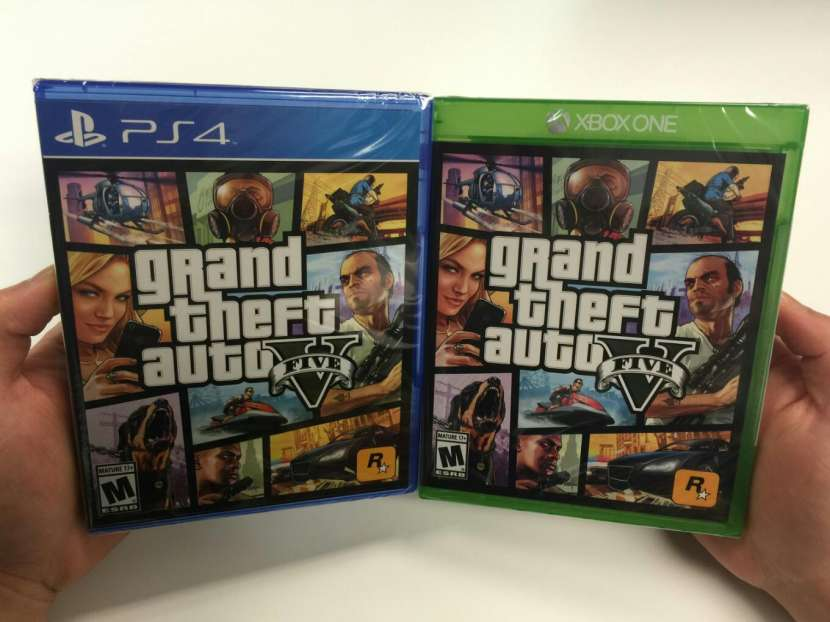 GTA 5 para PS4 y Xbox One - 0