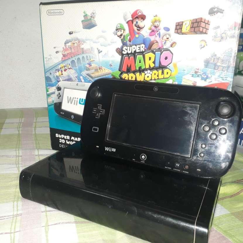 Nintendo WiiU - 0
