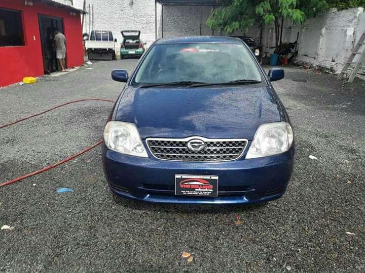 Toyota new corolla 2001 - 0