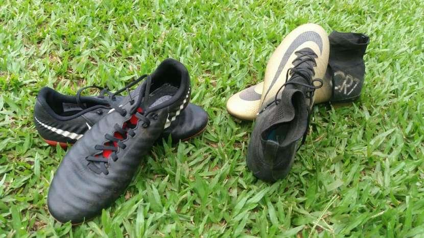 Botín Nike Tiempo - 0