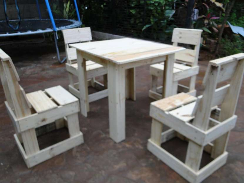 Muebles de palet - 1