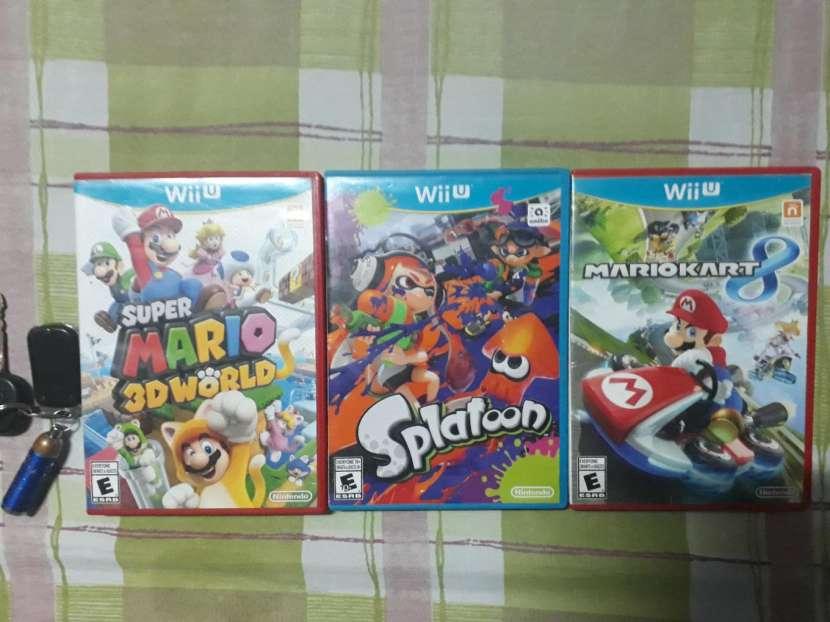 Nintendo WiiU - 1