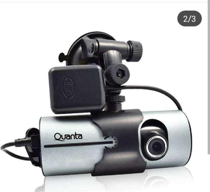 Cámara de doble lente automático con GPS incorporado - 1