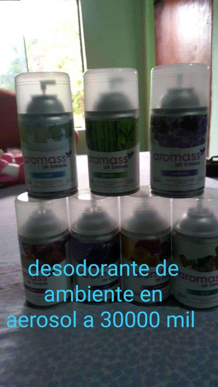 Desodorantes de ambientes - 1
