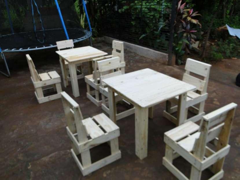 Muebles de palet - 2