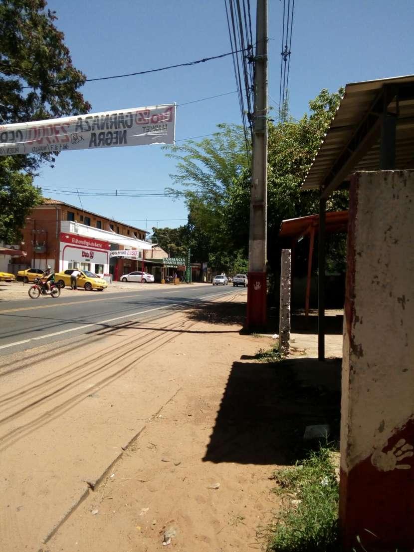 Terreno en 3 de mayo camino Luque Areguá a 50 mts del asfalto - 2