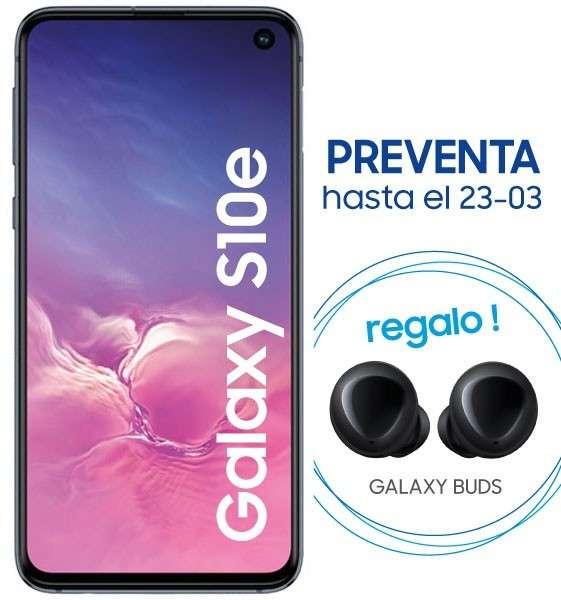 Samsung Galaxy S10E 128 GB - 0