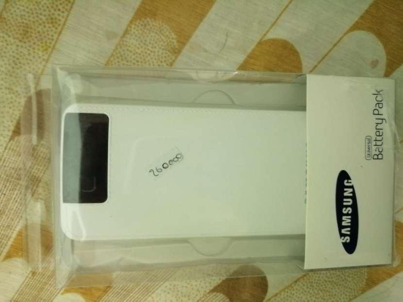 Universal Samsung pack más cargador para Samsung por 200000 - 5