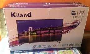 TV Smart de 32 pulgadas Kiland 2x1 - 1