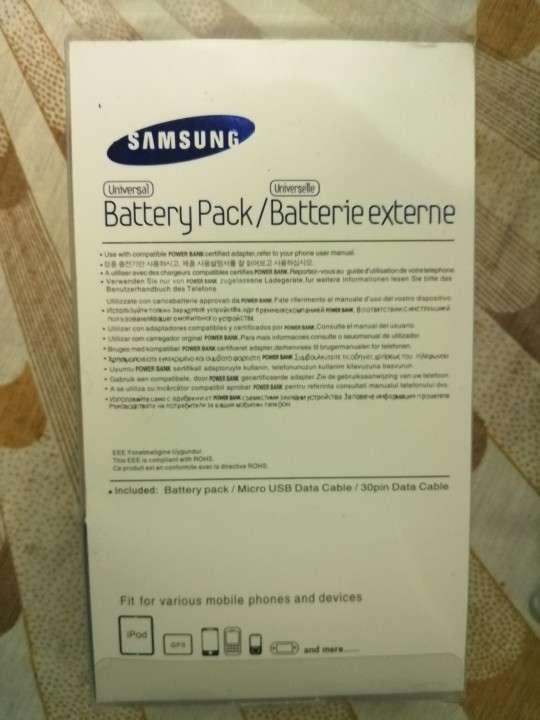 Universal Samsung pack más cargador para Samsung por 200000 - 2