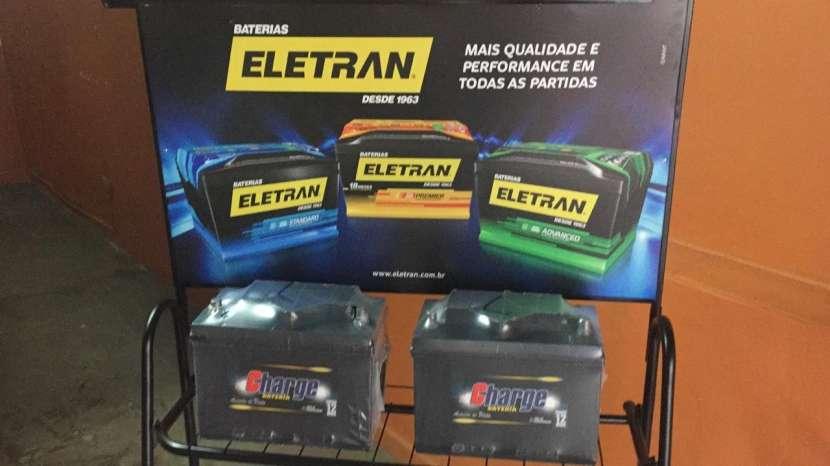 Baterías para coches marca Electran y Charge - 0