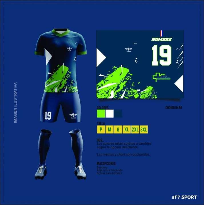 Remeras de Fútbol Personalizado - 5