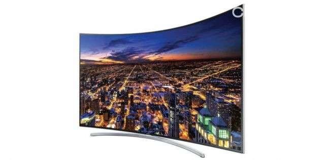 TV Smart 4K Kiland de 55 pulgadas - 1