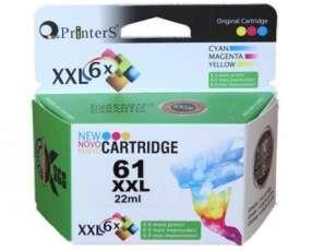 Tinta Printers 61 Color
