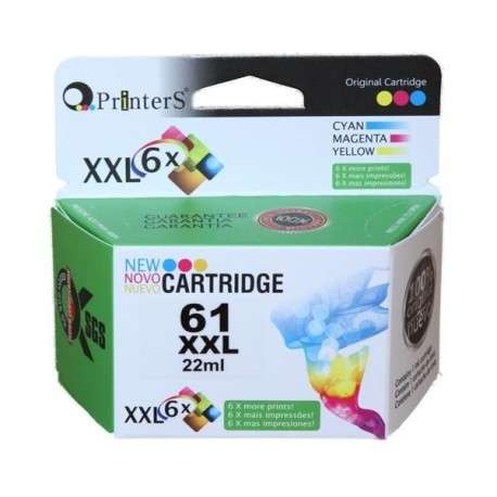 Tinta Printers 61 Color - 0