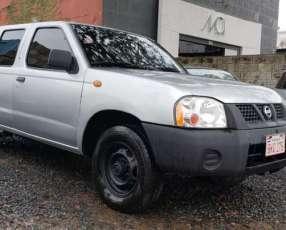 Nissan Frontier 2012 naftero